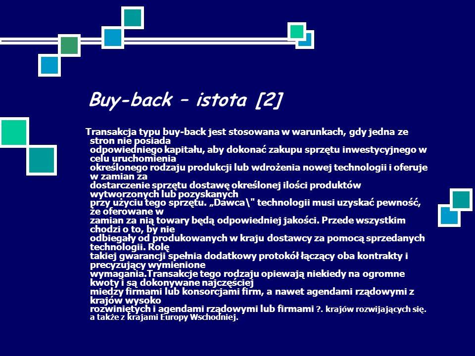 Buy-back – istota [2]